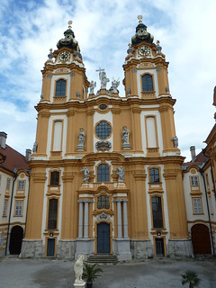 Melk, Austria, Benedictine Abbey Cathedral | by Mary Warren (8.2+ Million Views)