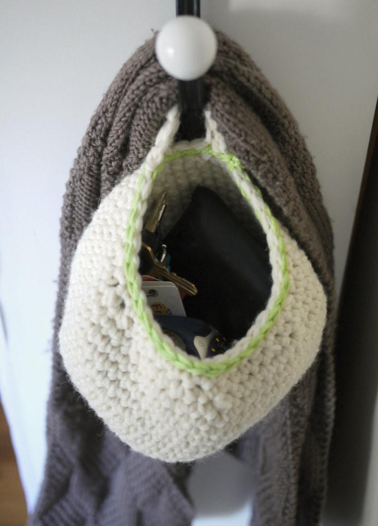 Crochet hanging basket 2 Free pattern ...