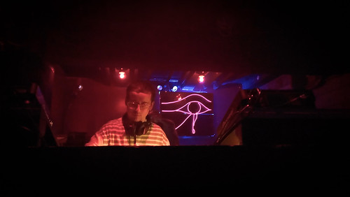Hot Chip Lead Singer Alexis Taylor DJs at Santos Party House, NYC | by ChrisGoldNY