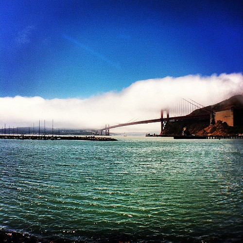 Uh oh! Here comes @karlthefog! | by Bay Area Discovery Museum