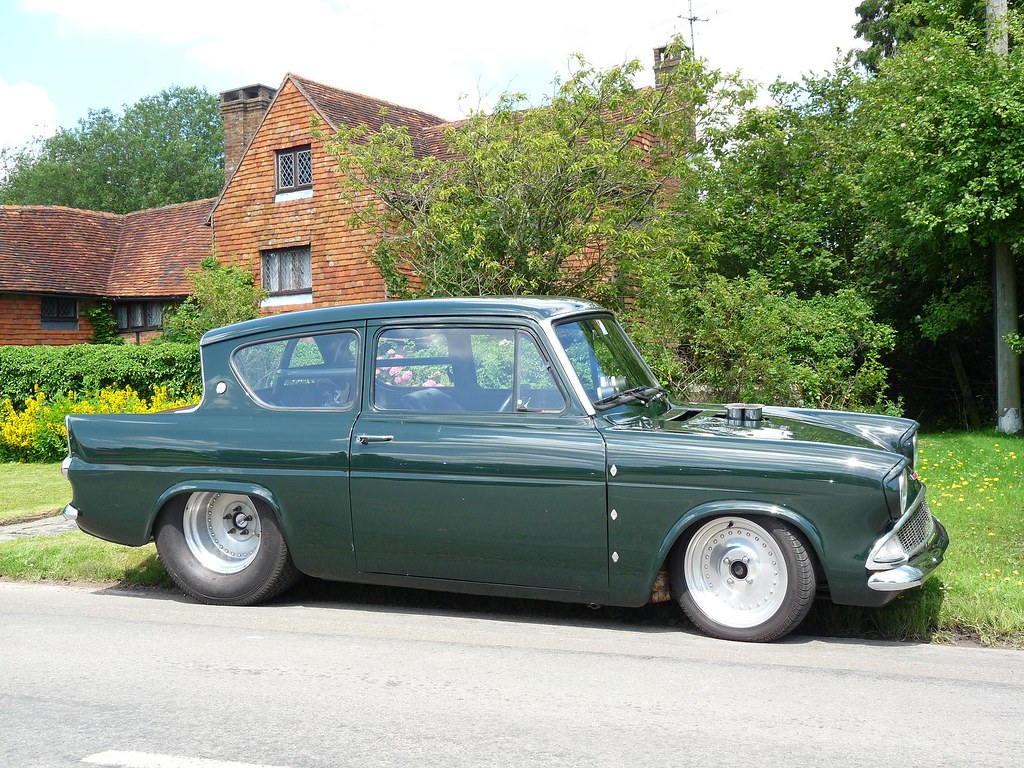 Ford Anglia Pro Street 50 Related Keywords Suggestions 1961 F100 V8 Mentalists Summer Car