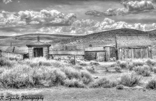 Bodie Ghost Town | by RSpechtphotography