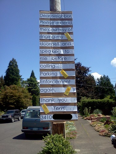 The not-so-laid-back part of Portland | by passiveaggressivenotes
