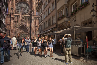 Strasbourg Cathedral | by Stephen P. Johnson