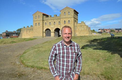 Arbeia Roman Fort Aug 16 (1)