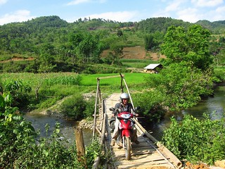 Bamboo Bridge Crossing | by fabulousfabs