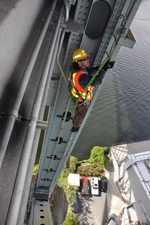 Down the ladder | by WSDOT