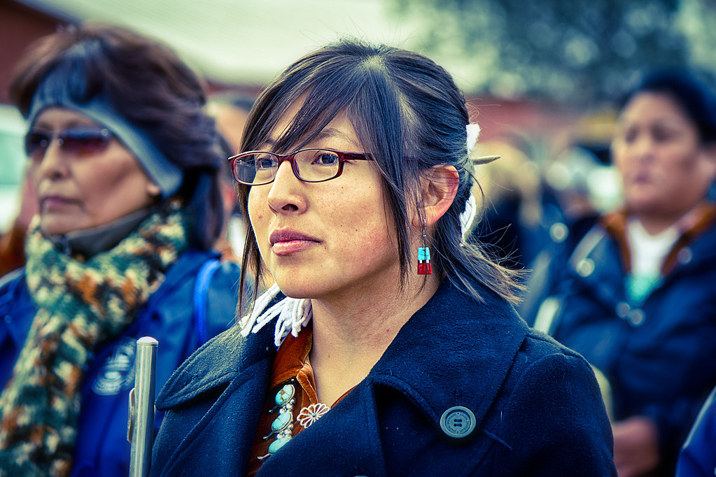 women of the navajo nation