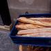 Baguettes at Arnaud Delmontel Boulanger Pâtissier Traiteur - Montmartre, Paris