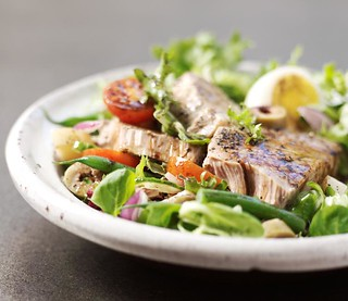 Tuna nicoise | by BoothsCountry