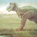 Tyrannosaurus Triceratops Charles Knight