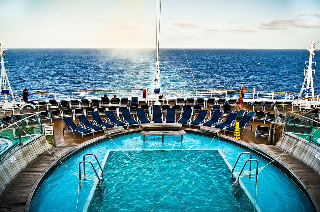 Pool Carnival Magic Cruise Ship 06 2012 007 Just