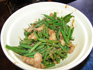 Chicken and Green Beans | by cseeman