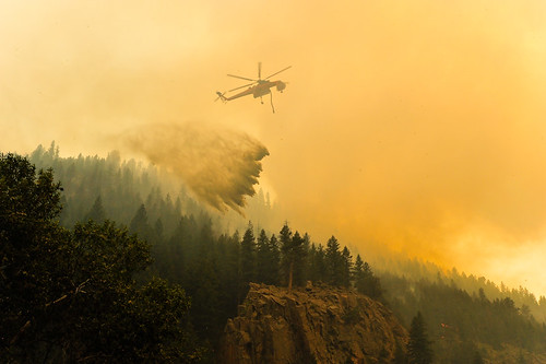 High Park Fire | by The National Guard