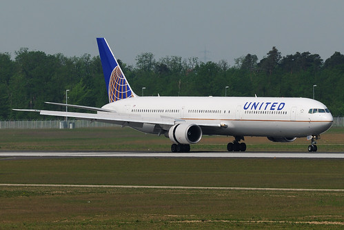 United Airlines Boeing 767-424ER N68061  MSN 29456 | by Jimmy LWH