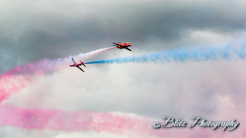 RAF Red Arrows - RAF Cosford Air Show 2012 - Blitz Photography 2012 | by Blitz Photography & Production