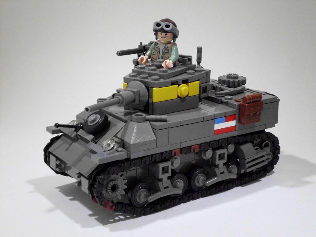M5 Quot Stuart Quot Light Tank The Light Tank M5 Was A Modified