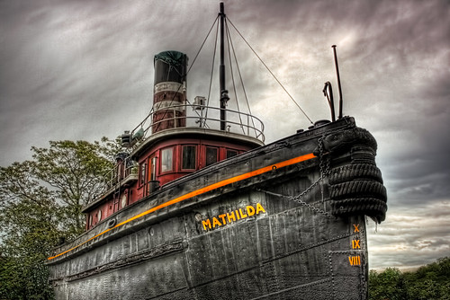 Kingston N.Y. - Hudson River Maritime Museum 07 | by Daniel Mennerich