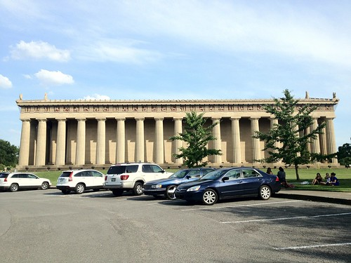 Parthenon at Centennial Park | by angrylittlechemist