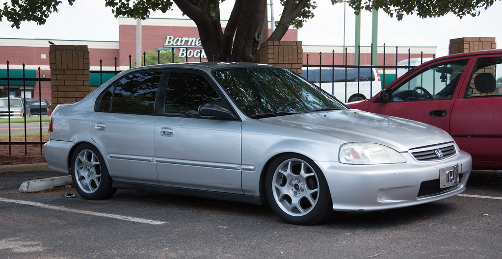 photos of honda civic coupe ej7 1996 2000 1280x960 1996 2000 honda civic with custom rims tor flickr 753
