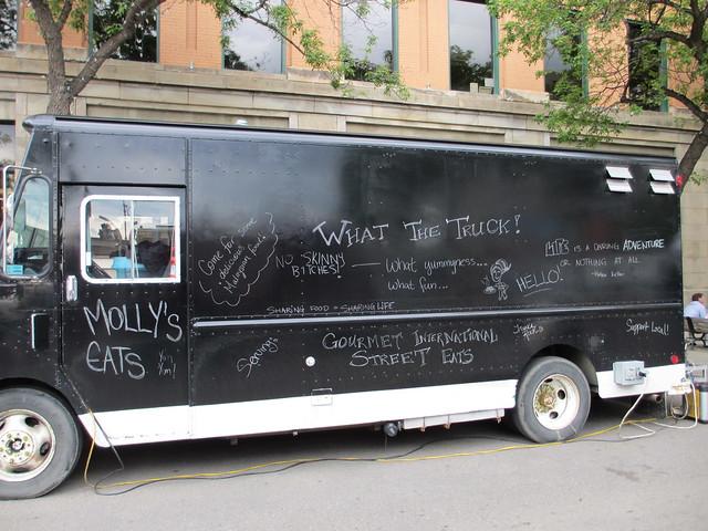 Food Trucks Downtown Edmonton