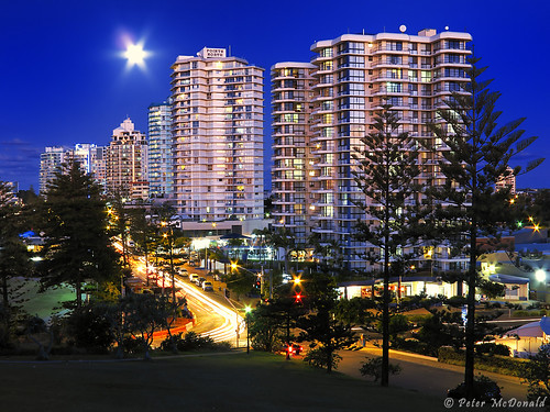 Coolangatta Moonrise | by PeteMacca