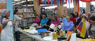 Taste of Venezuela - Cooking @ your library | by Cockburn Libraries