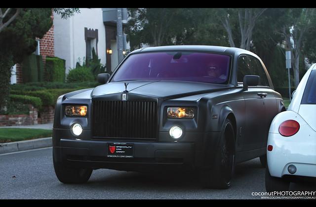 Rolls-Royce Phantom VIII - 17 February 2018 - Autogespot |Matte Black Rolls Royce Phantom 2014