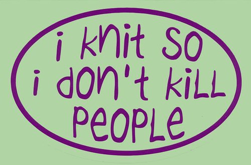 Why I knit ver2 | by killearnan