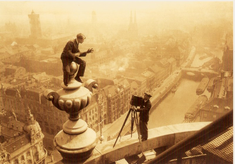 Absinth, Swing und moderne Architektur - das waren die goldenen 20er!