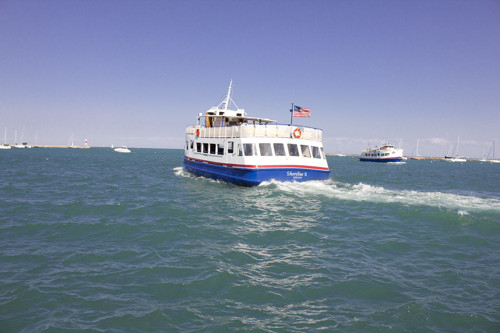 Free Boat Tour Chicago