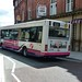 First 40392 - Dennis Dart SLF - Plaxton Pointer 2 - R266SBA