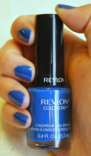Revlon Longwear Colorstay Indigo Night | by steph2pigs