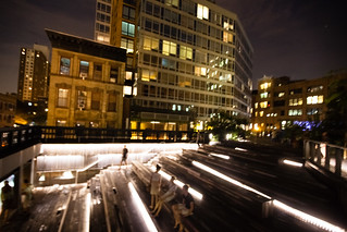 High Line night | by Dan Nguyen @ New York City
