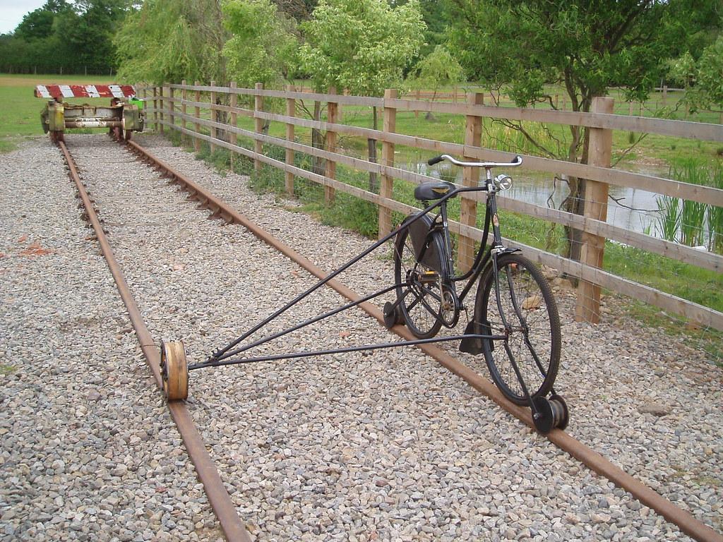 1908 Sears Roebuck Co Rail Bike Fittings This Bicycle I Flickr