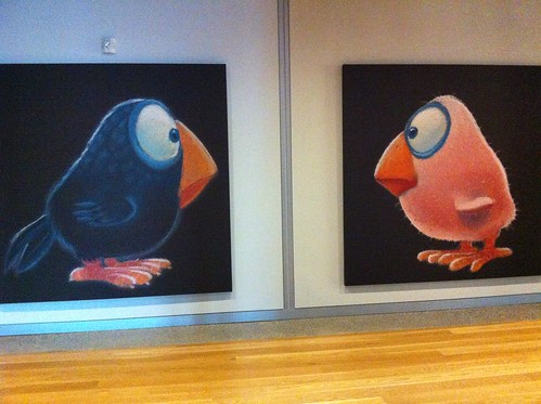Artwork at Pixar | by silent (e)