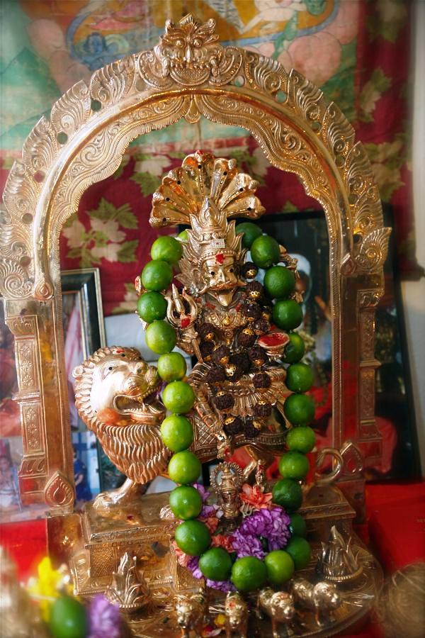 Pratyangira Devi   Sri Maha Kaleshwar Mandir   Flickr