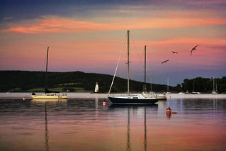 Dusk in Baddeck | by sminky_pinky100 (In and Out)