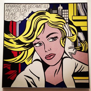 Lichtenstein Exhibit Free for Chicago Residents | by molly pg
