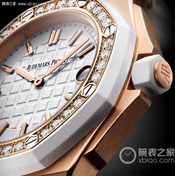 Abby Royal Oak series 67540OK. ZZ. A010CA.01 Abby ladies watch is the combination of masculine and feminine, soft, bring two styles.