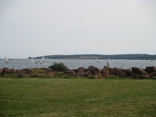 Charlottetown Harbour as seen from Brighton, 2 #pei #charlottetown #brighton #charlottetownharbour #latergram #boats