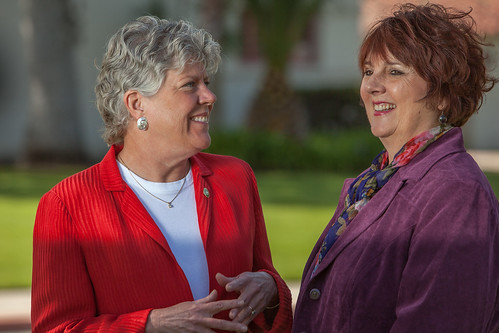 Julia Brownley and Kathy Long | by Julia Brownley for Congress