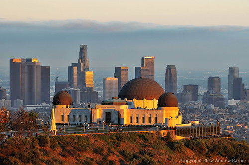 Griffith Observatory | by akbarber