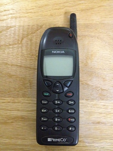 Nokia 6185 - My First Cell | by klmcmahon
