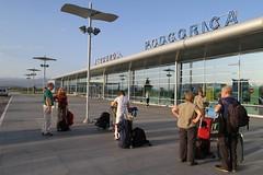 Aeropuerto de Podgorica