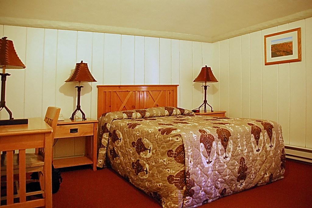 Buckey Lodge Room 6107 Bright Angel Lodge Grand Canyon