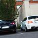 Black V6 vs. White Straight 6