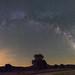 Vía Láctea- Milky Way  Toledo