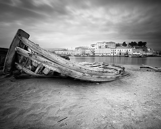 Where Boats Die.. | by Peter Levi