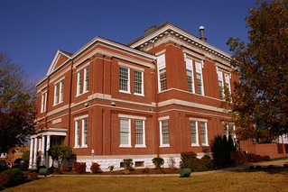 Tipton County Courthouse Corner View - Covington, TN | by SeeMidTN.com (aka Brent)